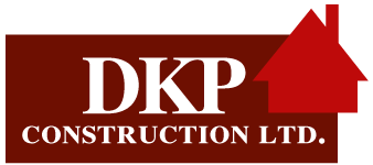 DKP Construction Ltd. logo